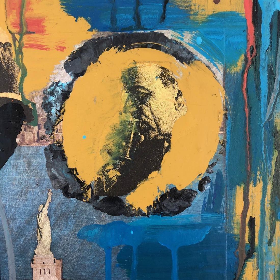 Robert Rauchenberg (American, 1925 - 2008) -- Hand - 2