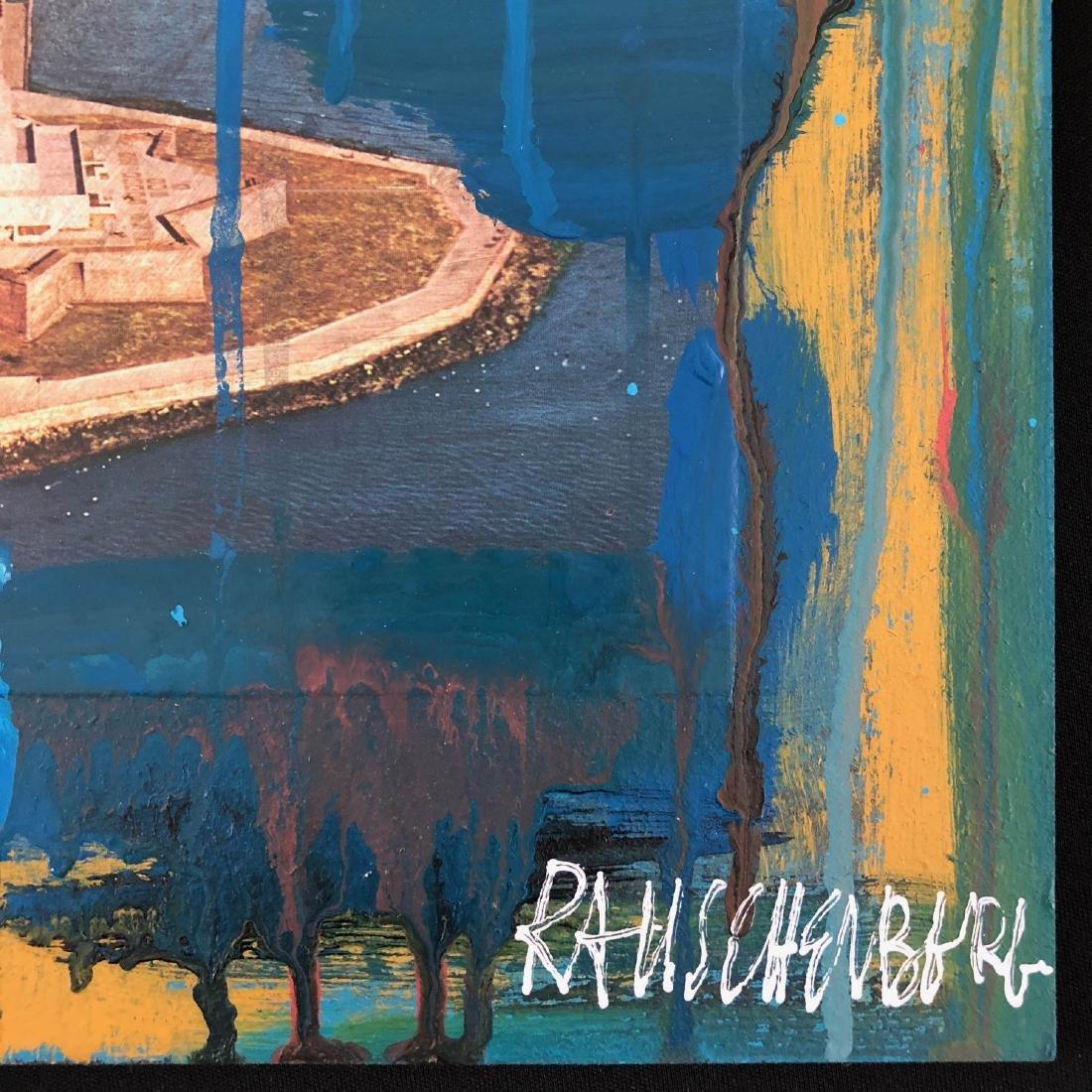 Robert Rauchenberg (American, 1925 - 2008) -- Hand - 4