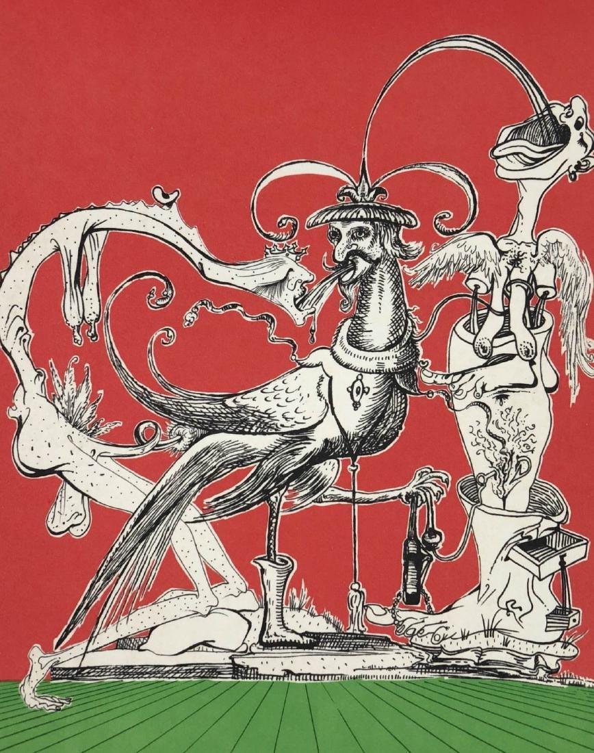 Salvador Dali (Spanish, 1904-1989) – Fine Art Print - 2