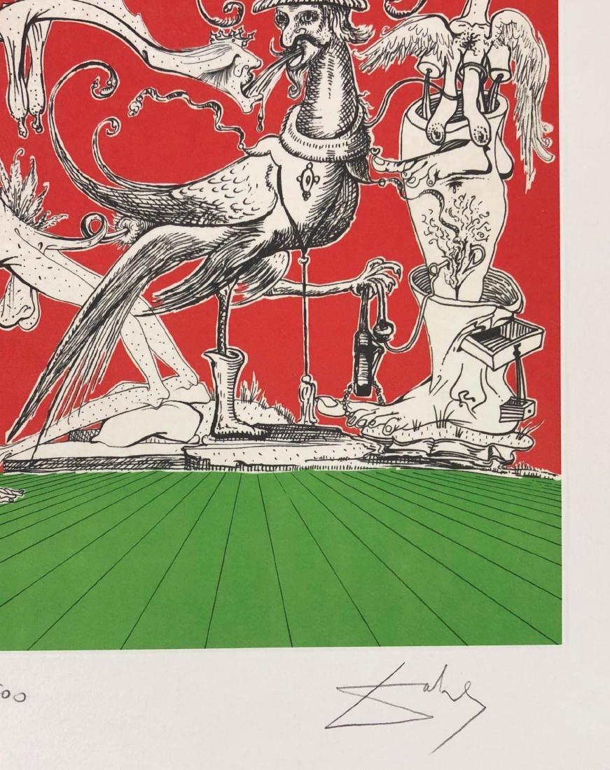 Salvador Dali (Spanish, 1904-1989) – Fine Art Print - 3