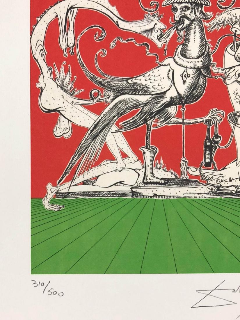 Salvador Dali (Spanish, 1904-1989) – Fine Art Print - 4