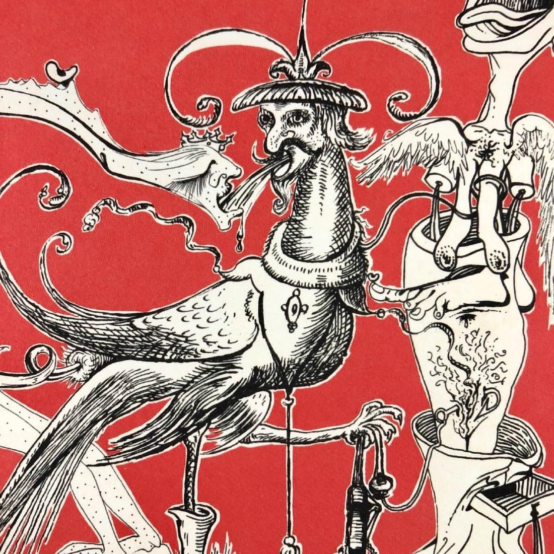 Salvador Dali (Spanish, 1904-1989) – Fine Art Print - 5