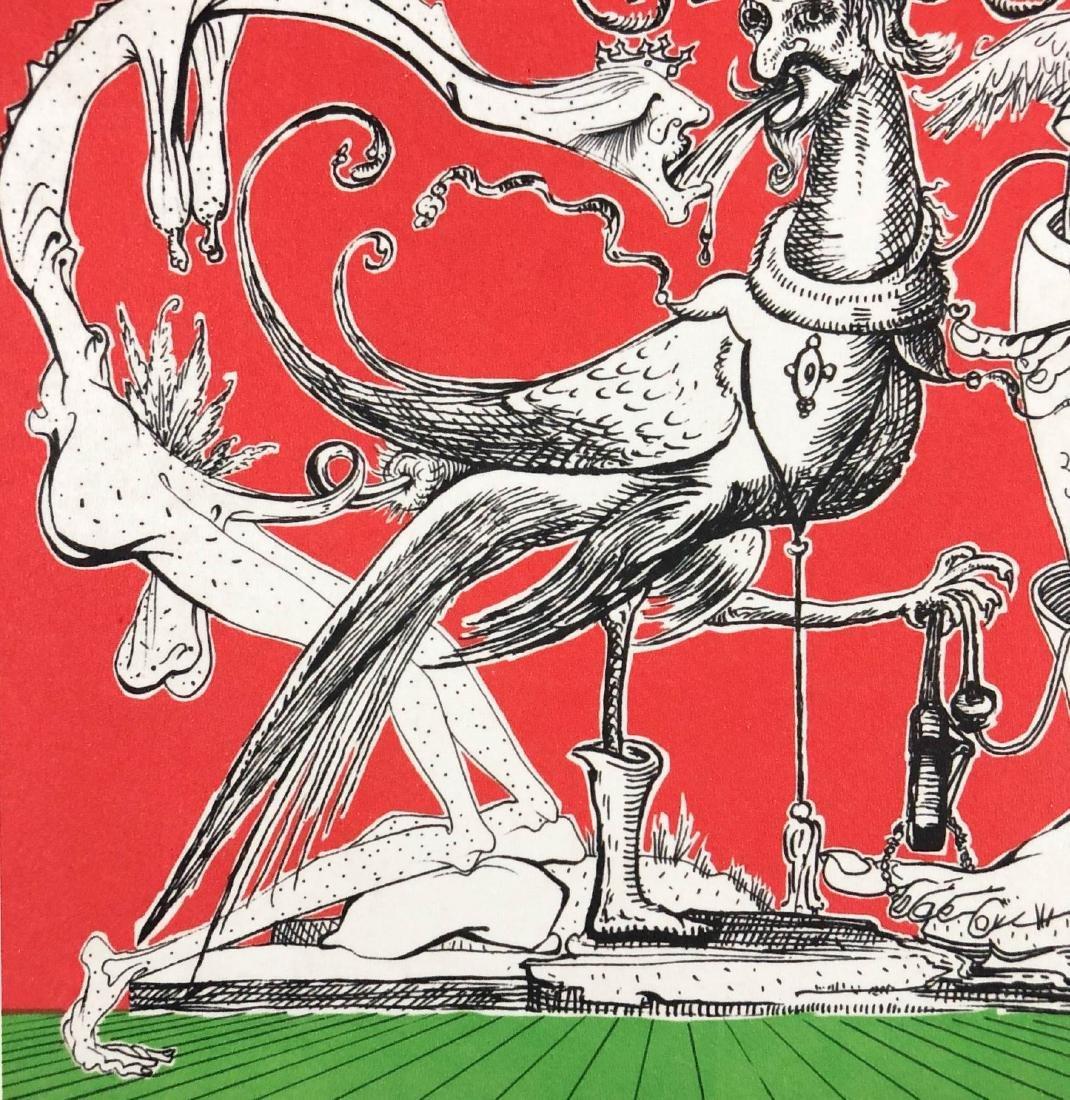 Salvador Dali (Spanish, 1904-1989) – Fine Art Print - 6