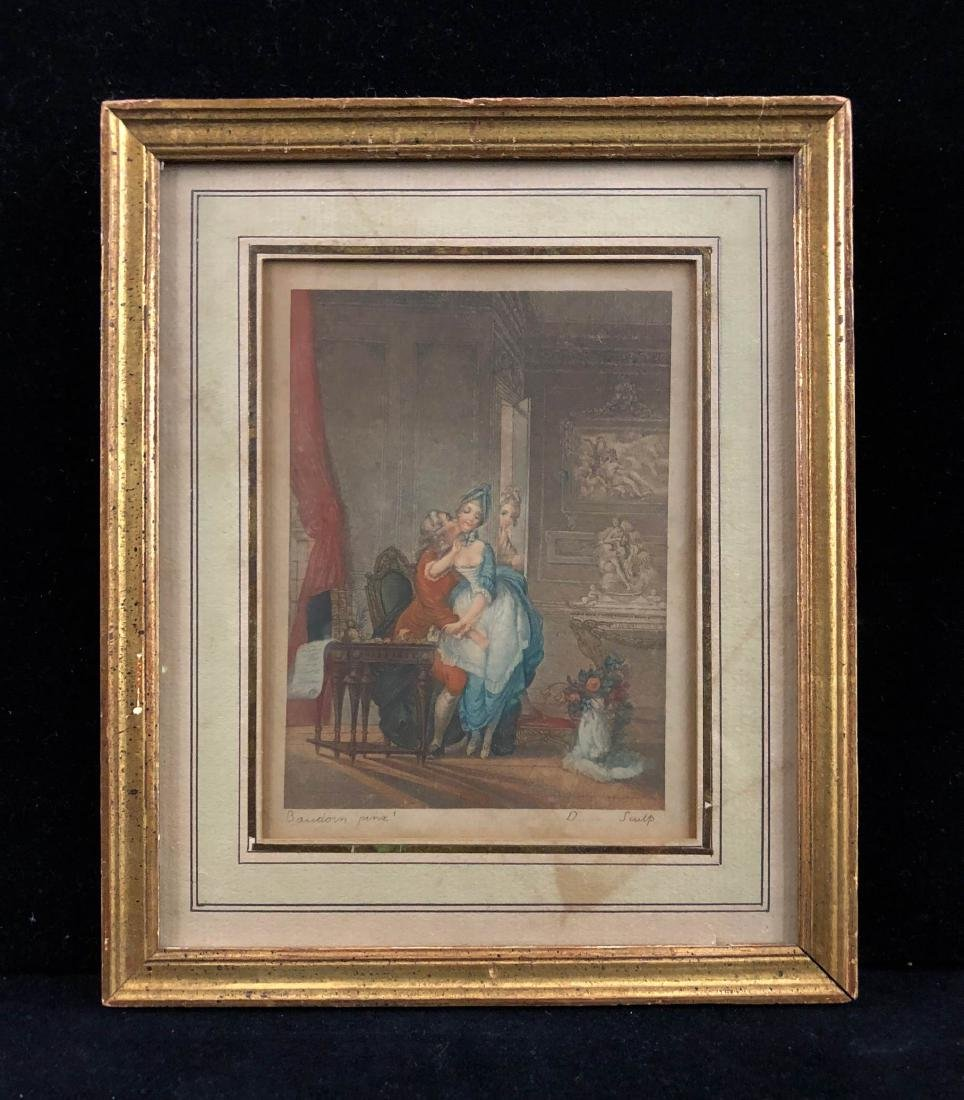 Pierre-Antoine Baudouin (French, 1723-1769) -- Fine Art