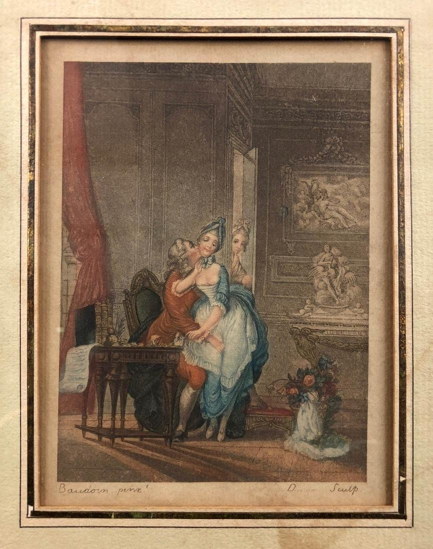 Pierre-Antoine Baudouin (French, 1723-1769) -- Fine Art - 2