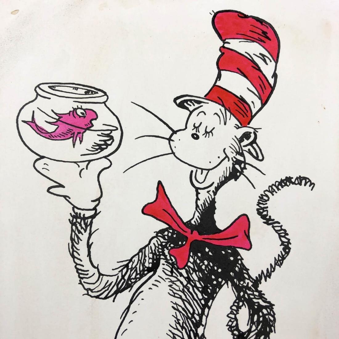 Theodore ''Dr. Seuss'' Geisel (American, 1904-1991) -- - 4