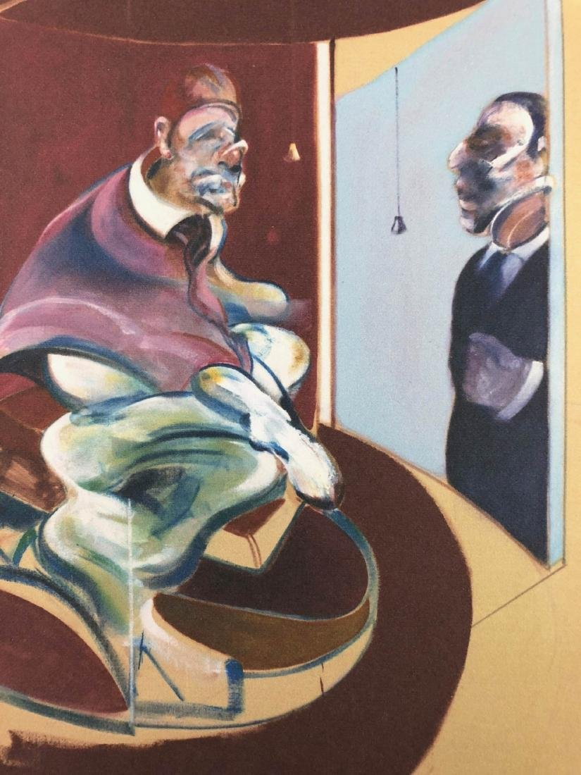 Francis Bacon (British-Irish, 1902-1992) -- Hand Signed - 4