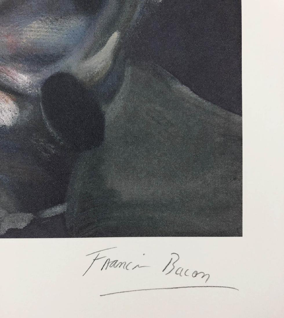 Francis Bacon (British-Irish, 1902-1992) -- Hand Signed - 2