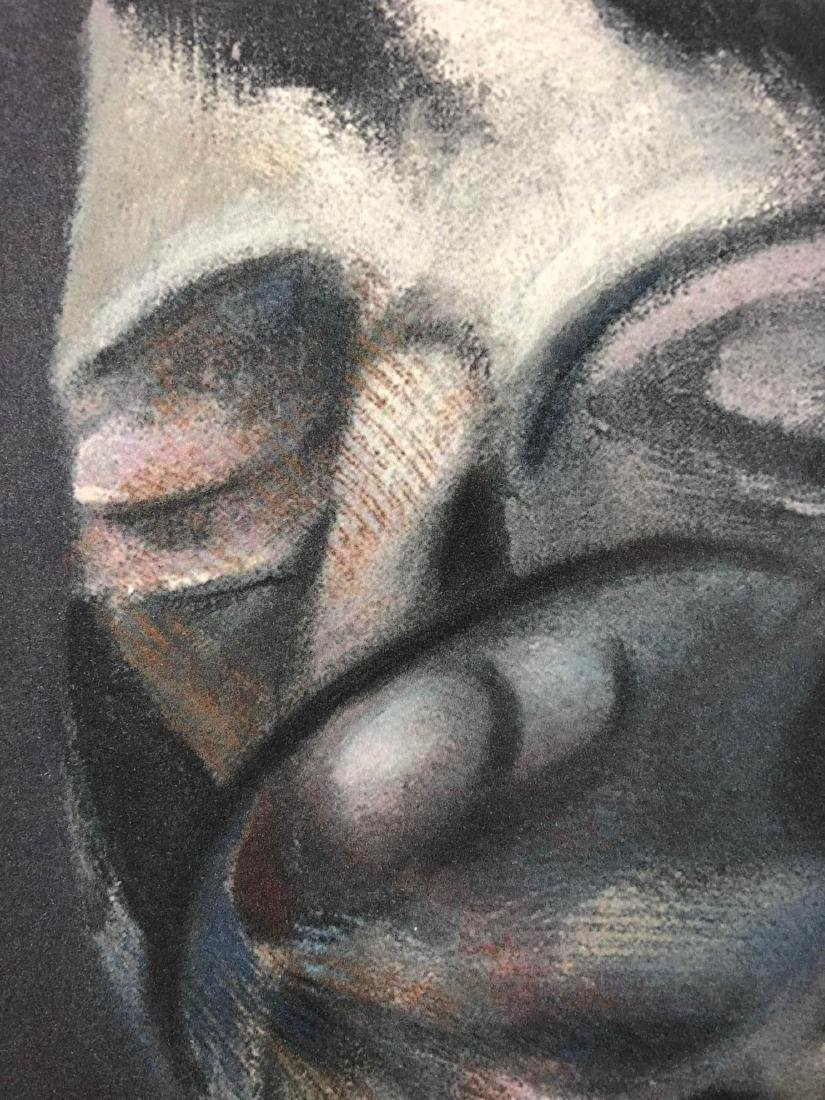 Francis Bacon (British-Irish, 1902-1992) -- Hand Signed - 3