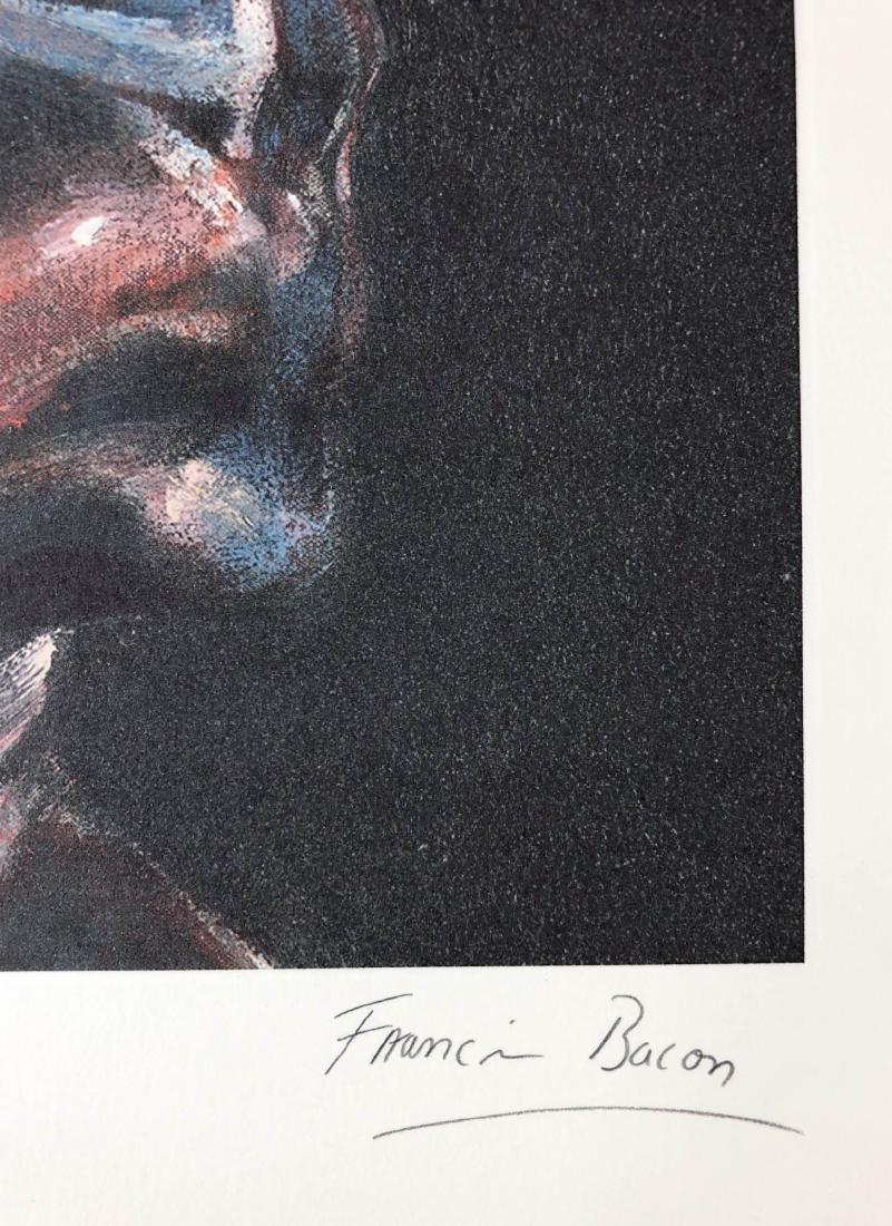 Francis Bacon (British-Irish, 1902-1992) -- Hand Signed - 4