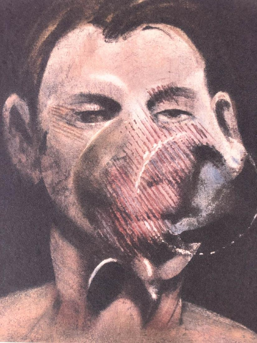 Francis Bacon (British-Irish, 1902-1992) -- Hand Signed - 3