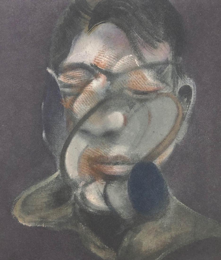 Francis Bacon (British-Irish, 1902-1922) -- Hand Signed - 3