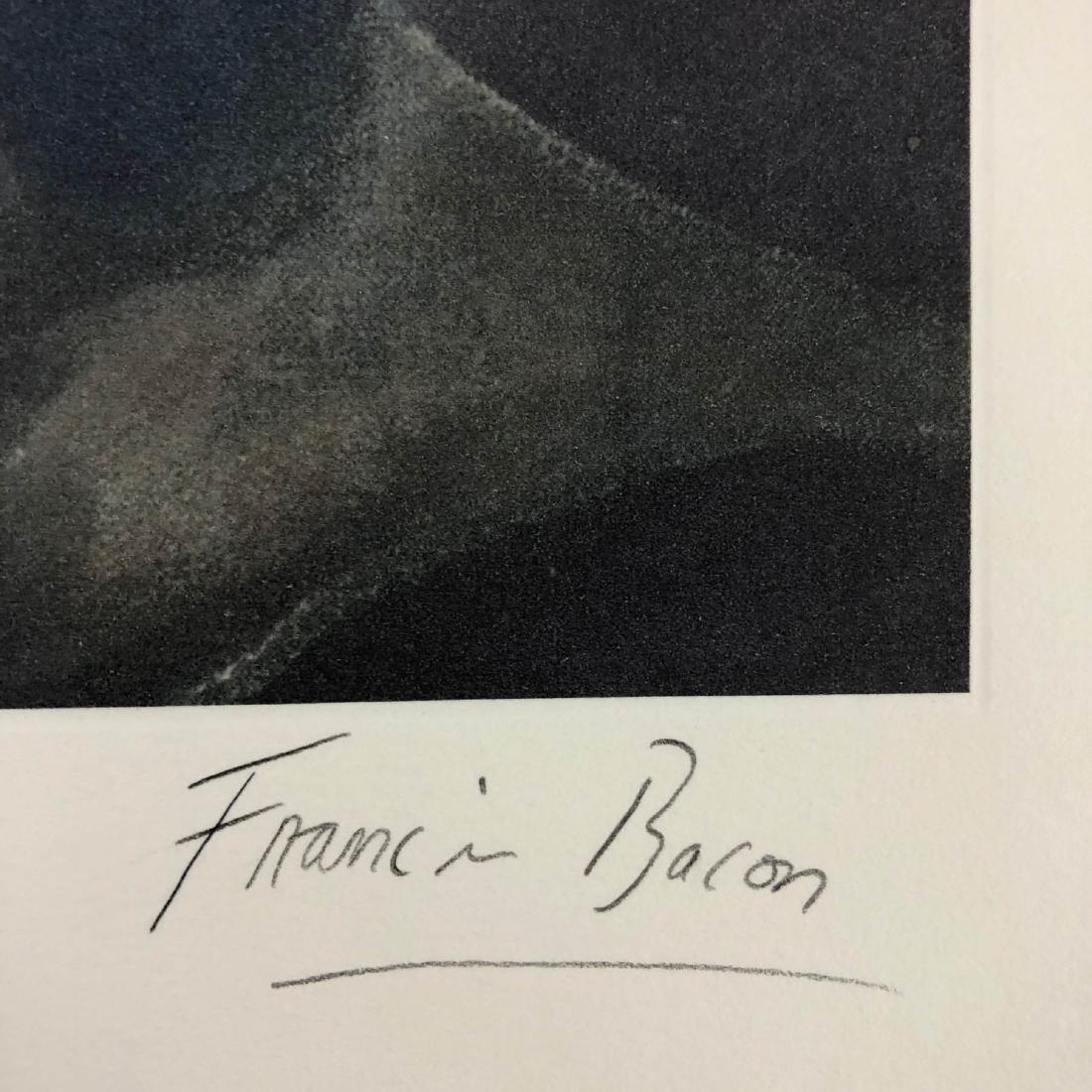 Francis Bacon (British-Irish, 1902-1922) -- Hand Signed - 4