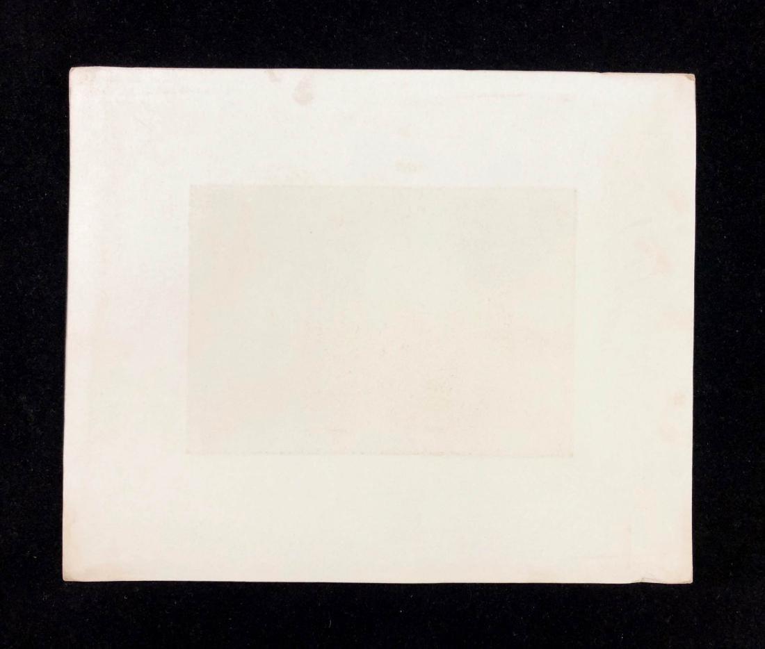 Edward Hopper (American, 1882-1967) -- Hand Signed Fine - 4