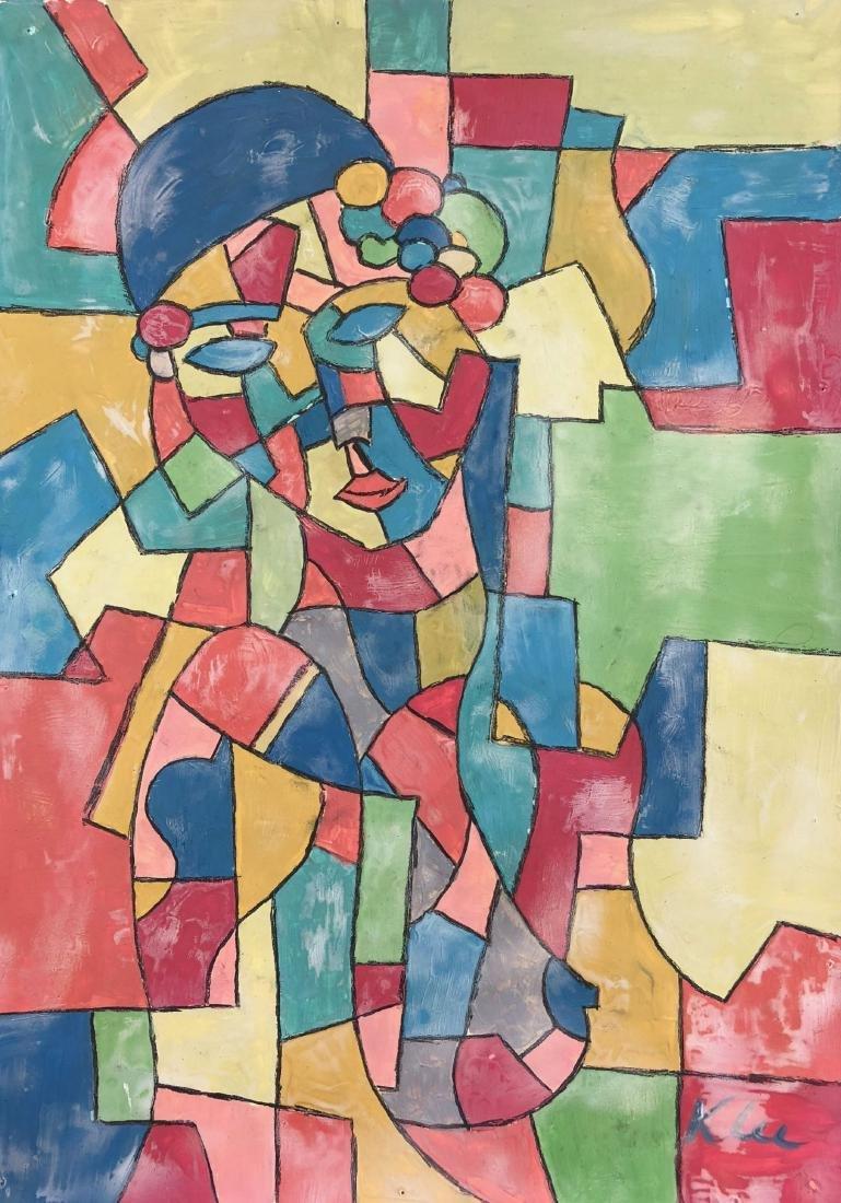 Paul Klee (Swiss/German, 1879 -1940) -- Hand Painted - 2