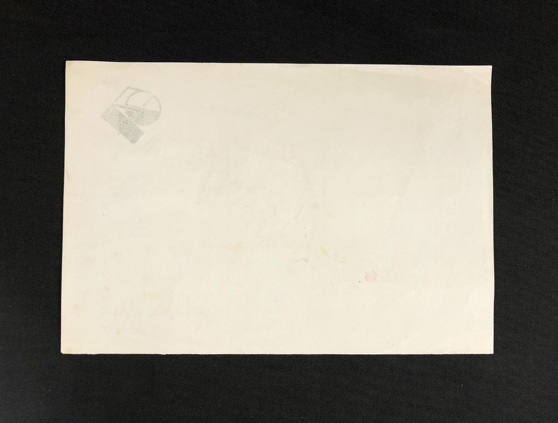 Andy Warhol (American, 1928 - 1987) -- Hand Drawn - 4