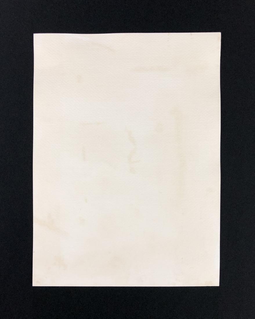 Keith Haring (American, 1958 -1990) -- Hand Drawn Ink - 3