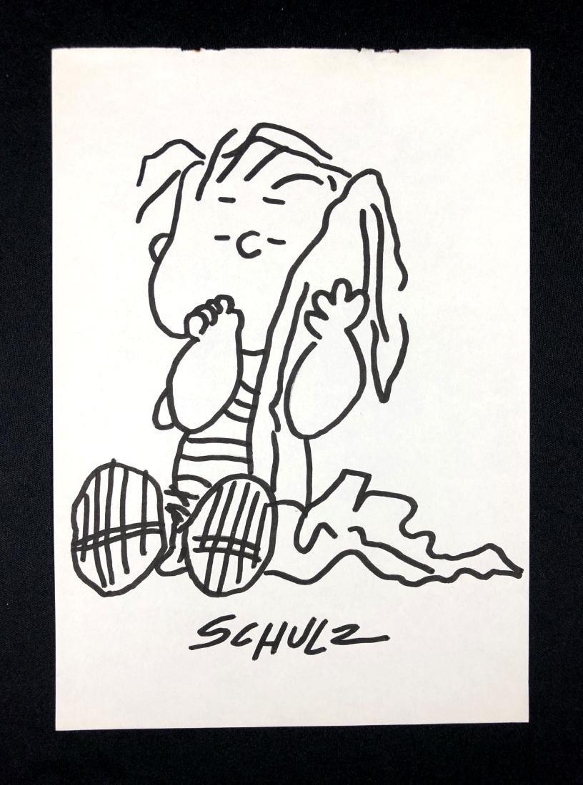 Charles M. Schultz (American, 1922 - 2000) -- Hand