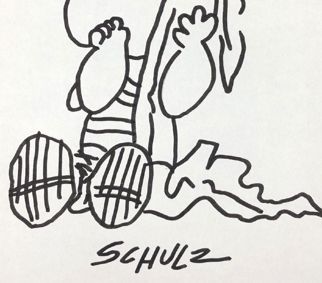 Charles M. Schultz (American, 1922 - 2000) -- Hand - 3