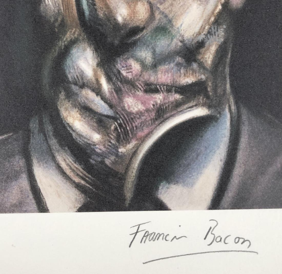 Francis Bacon (British, 1909-1992) -- Hand Singed Fine - 3