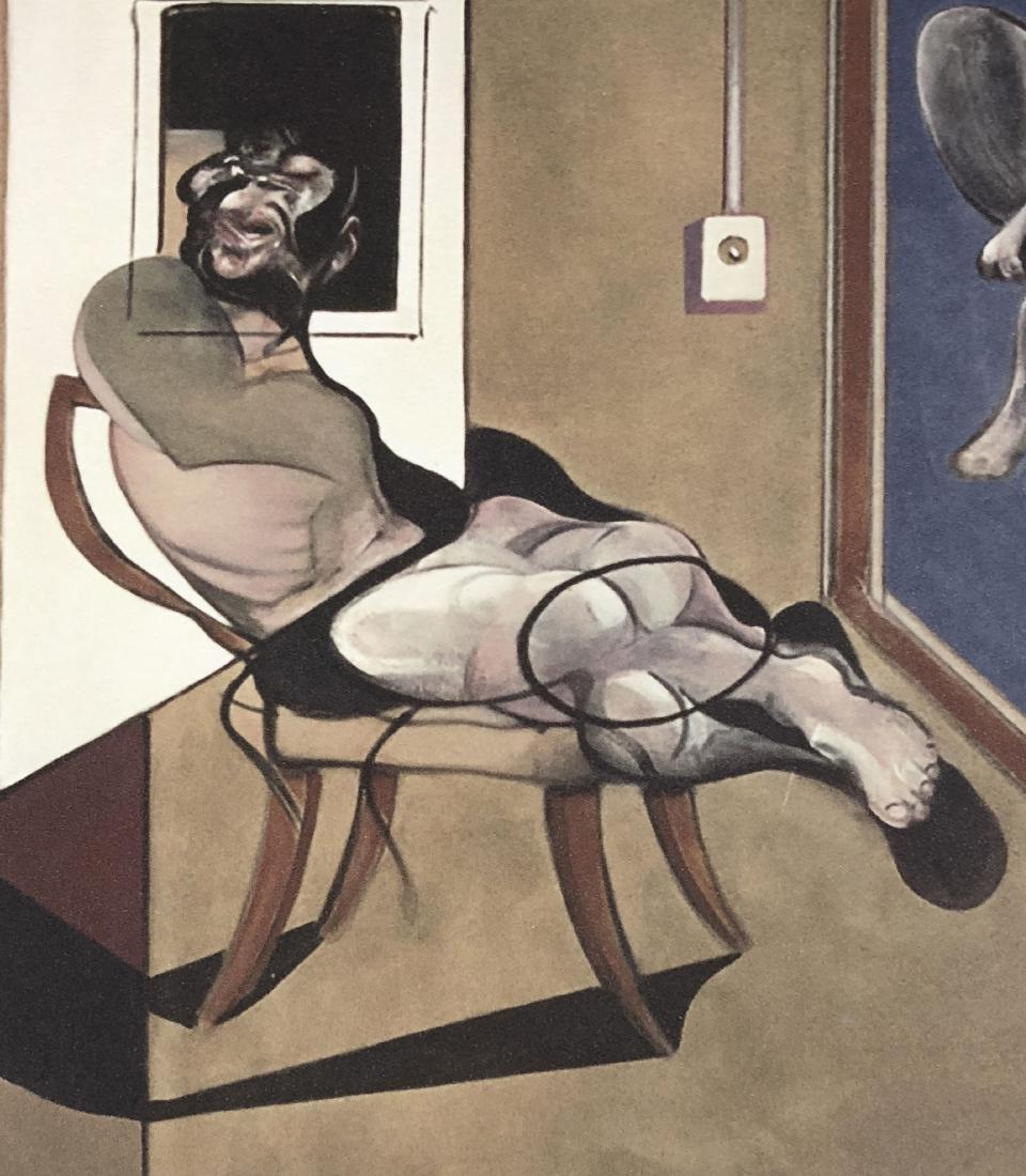 Francis Bacon (British, 1909-1992) -- Hand Signed Fine - 4