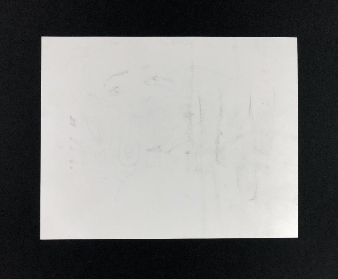 Roy Lichtenstein (American, 1923 - 1997) -- Hand Drawn - 4