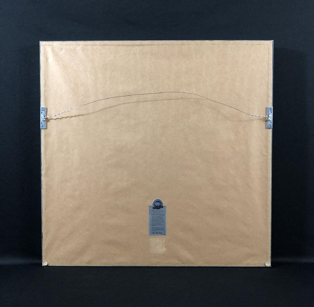 Rene Magritte (1898 - 1967) Painting w/ COA - style of - 5