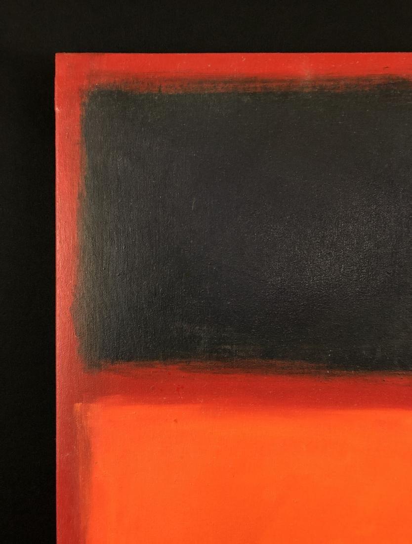 Mark Rothko (USA, 1903 - 1970)- Oil Painting - style of - 3