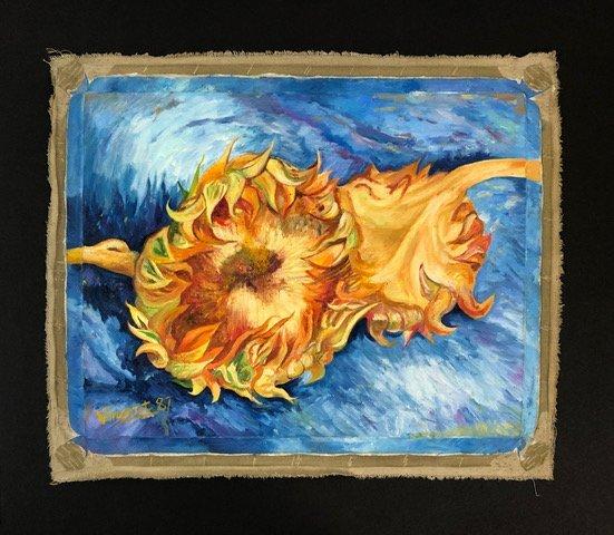 Vincent van Gogh (Dutch, 1853-1890) - Oil Painting