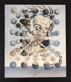 Salvador Dali (Spain, 1904-1989) -- Mixed Media
