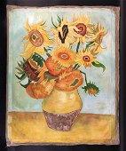 Vincent Van Gogh (Dutch, 1853-1890) - Oil on Canvas