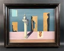 Gertrude Abercrombie (American, 1909-1977) - Oil