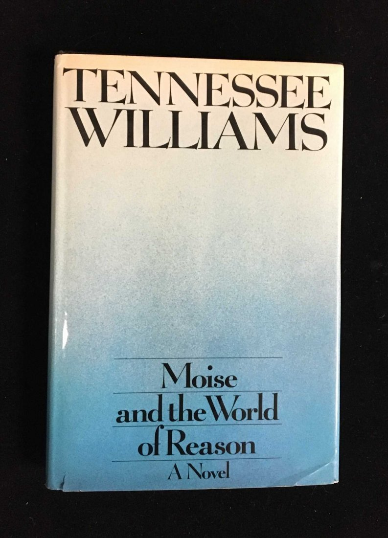 First Edition Tennessee Williams - Signed and Inscribed