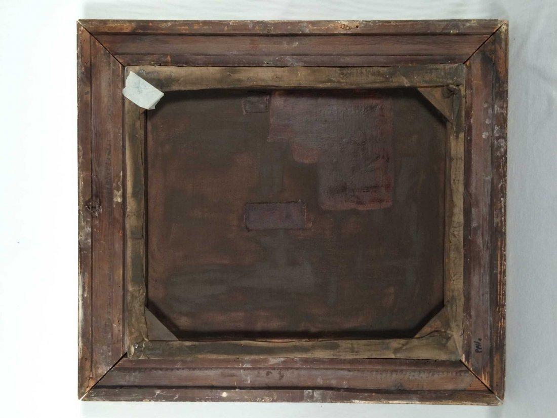 "Original Oil on Canvas Signed ""Boris Anisfeld"" - 7"