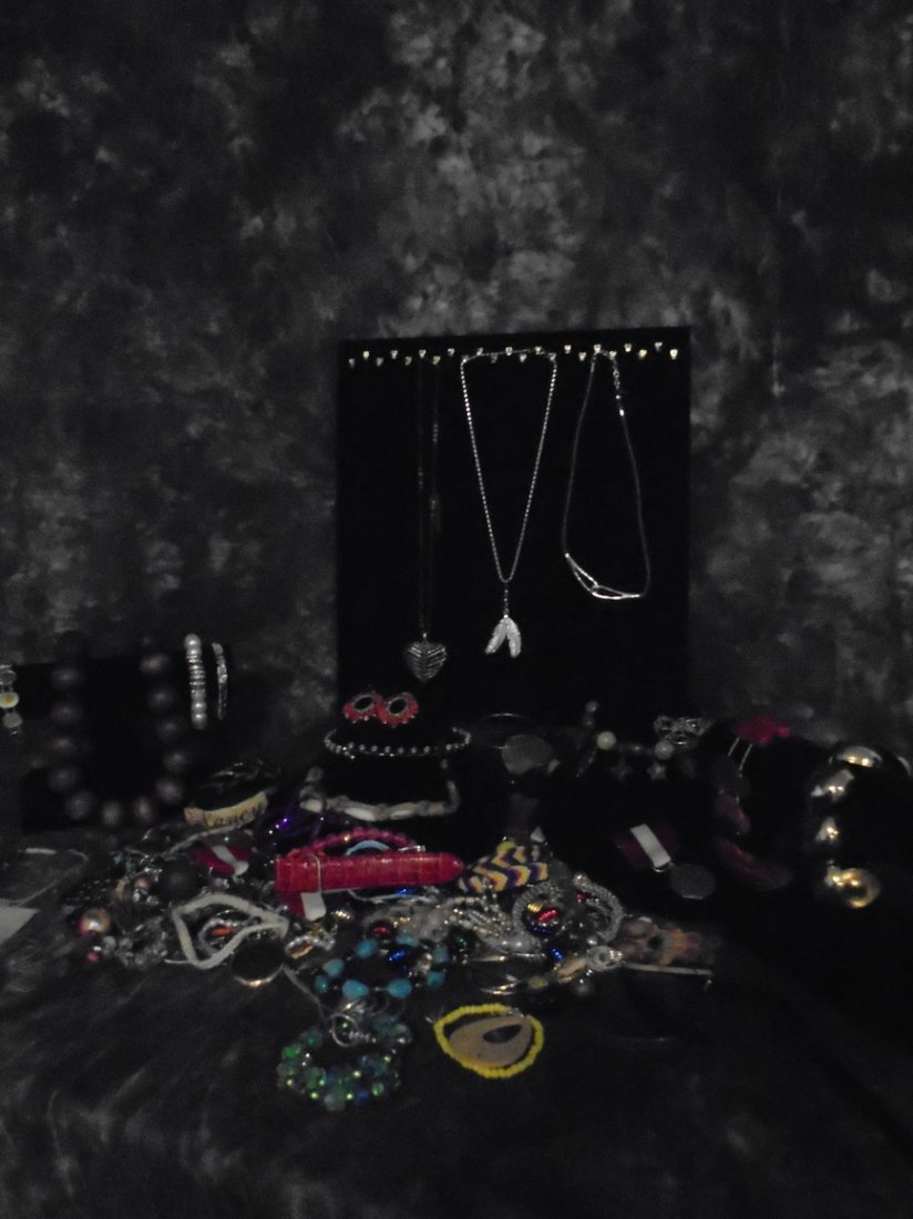 2LB ASSORTED 925 & GF JEWELRY LOT #6 - 2