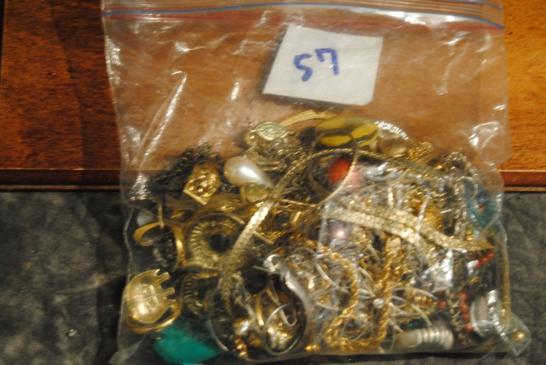 2LB COSTUME,GOLD FILLED,14K,925,STERLING,GOLD PLATED - 5