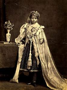 MAHARAJA SAWAI RAM SINGH II, (1833 - 1880), Portrait of