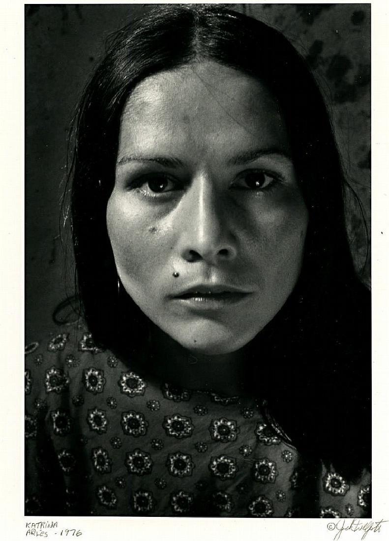 "JACK WELPOTT, ""Katrina, Arles - 1976"