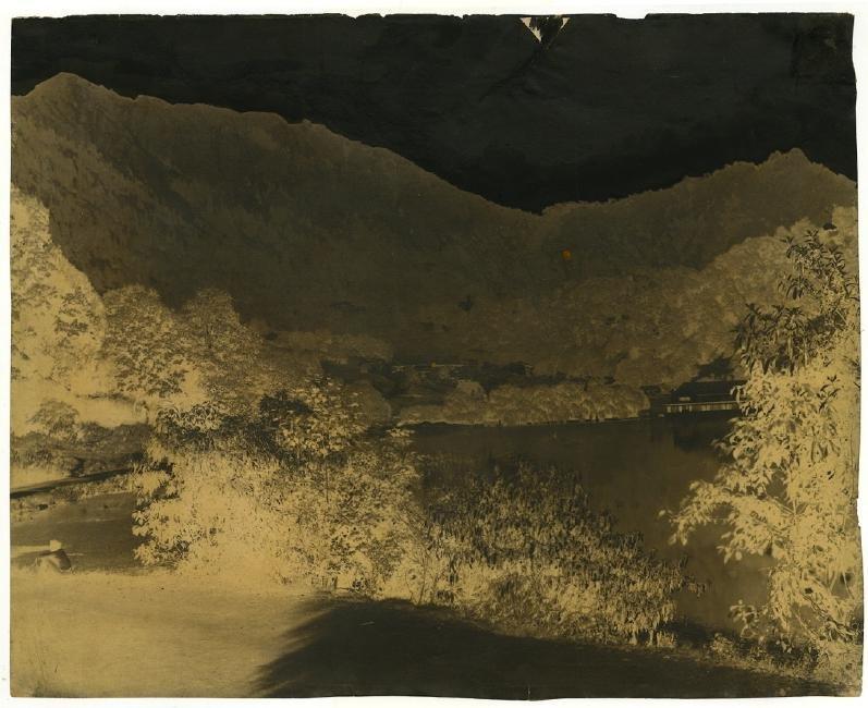 Dr. John Murray,  Landscape in India. (1848 - 1852.)