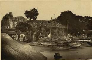 John Thompson Amoy Harbour China