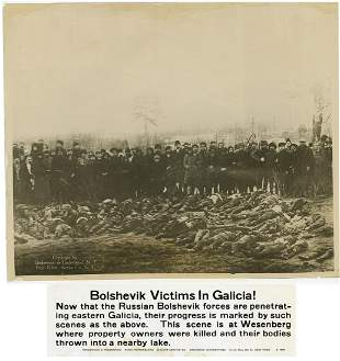 Russian Revolution in Europe 4 Prints