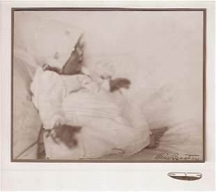 Alice Boughton Portrait of Baby Jane Brickenhoff