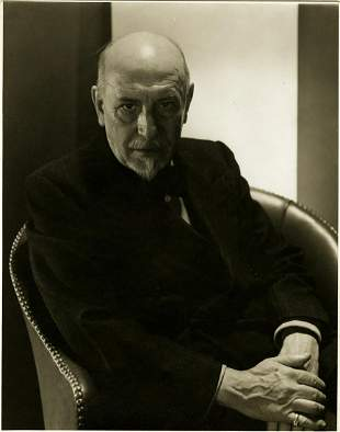 Edward Steichen Luigi Pirandello