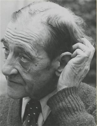 Sanford Roth Maurice Utrillo 18831955 Vintage