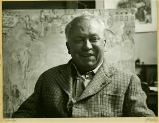 Sanford Roth Raoul Dufy 1877 1953 Vintage