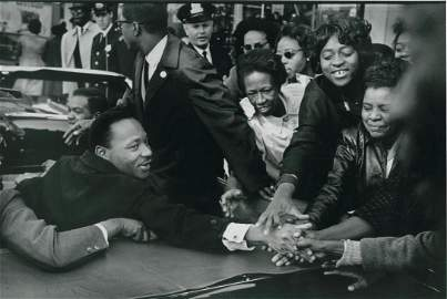 "Leonard Freed, ""Baltimore…. Dr. Martin Luther King"