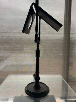 Zograscope. Ca., 1800 – 1820. Device to give a sense