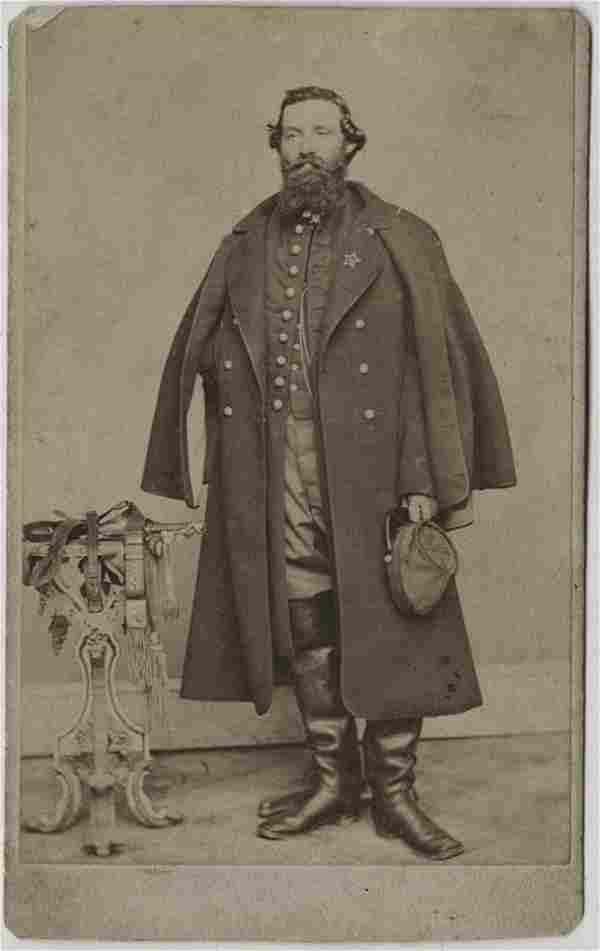 Captain David J. Wheeler, Maryland 3d Infantry.
