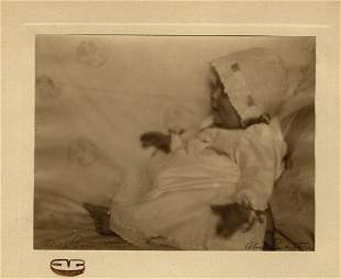Alice Boughton, Baby and child.