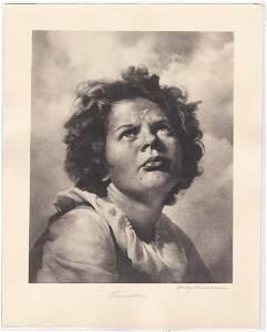 William Mortensen, Portfolio unusually fine prints